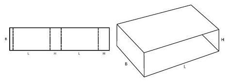 Katalog FEFCO - wzór opakowania nr 502